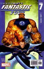 Ultimate Fantastic Four 7 Doom! Part 1