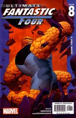 Ultimate Fantastic Four 8 Doom! Part 2
