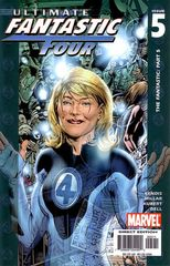 Ultimate Fantastic Four 5 The Fantastic Part 5