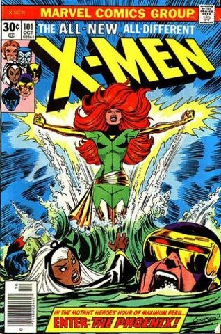 Uncanny X Men 101 Like A Phoenix From The Ashes!