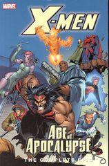 X Men: Age Of Apocalypse   The Complete Epic 2 The Age Of Apocalypse