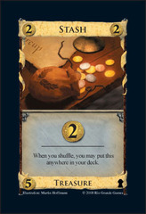 Dominion: Stash Promo Card