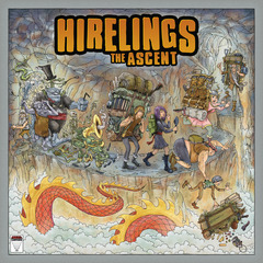 Hirelings: The Ascent