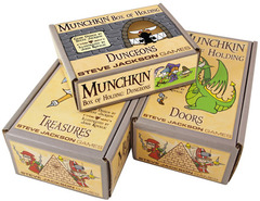 Munchkin Boxes of Holding