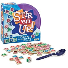 Stir 'em Up! The Flipping & Switching Word Game
