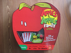 Apples To Apples: Family