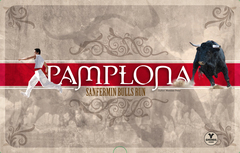 Pamplona: Viva San Fermín!