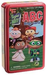 ABC Bingo Game