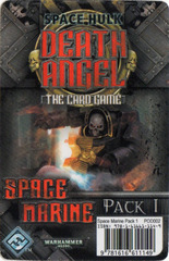 Space Hulk: Death Angel - The Card Game - Space Marine Pack 1