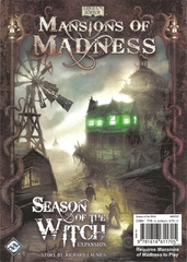 Mansions of Madness: Season of the Witch [OOP]
