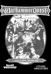 Warhammer Quest: Kislevite Shaman
