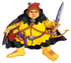 Warhammer Quest: Halfling Thief