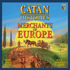Catan Histories: Merchants of Europe (In-Store Purchase Only)