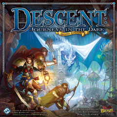 Descent - Journeys in the Dark (2nd Edition) (Fantasy Flight)
