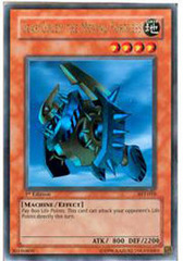 Gear Golem the Moving Fortress - AST-018 - Ultra Rare - 1st Edition