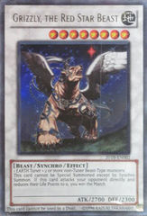 Grizzly, the Red Star Beast - 2010-EN002 - Ultra Rare - Limited Edition