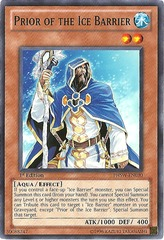 Prior of the Ice Barrier - PHSW-EN030 - Common - 1st Edition