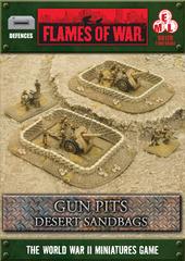 BB126: Gun Pits - Desert Sandbags