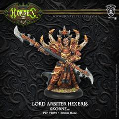 Lord Arbiter Hexeris