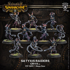 Satyxis Raiders 2011