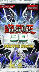 Yu-Gi-Oh 3D Bonds Beyond Time Movie Pack