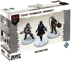 Dust Tactics: Axis Hero Pack -