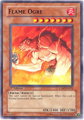 Flame Ogre - CDIP-EN014 - Common - 1st Edition