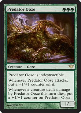 Predator Ooze - Foil