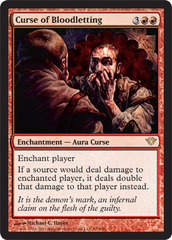 Curse of Bloodletting - Foil