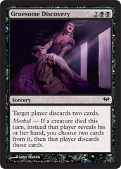 Gruesome Discovery - Foil