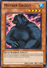 Mother Grizzly - Purple - DL12-EN004 - Rare - Unlimited Edition