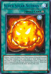 Super Solar Nutrient - Blue - DL12-EN017 - Rare - Unlimited Edition on Channel Fireball