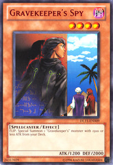Gravekeeper's Spy - Red - DL11-EN009 - Rare - Unlimited Edition