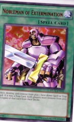 Nobleman of Extermination - Red - DL11-EN015 - Rare - Unlimited Edition