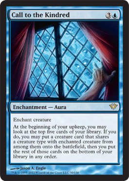 Call to the Kindred - Foil