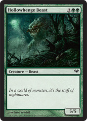 Hollowhenge Beast - Foil