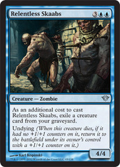 Relentless Skaabs - Foil