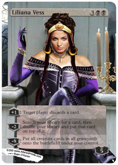 Liliana Vess - Altered