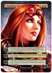 Chandra Ablaze - Altered 2