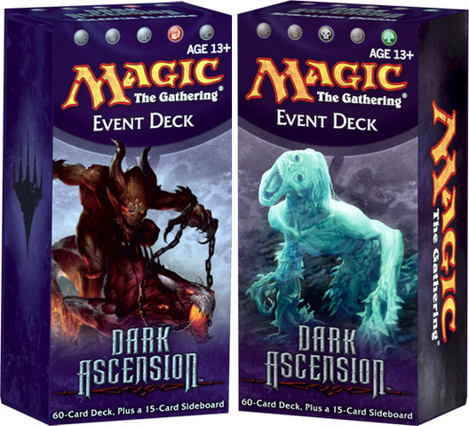 Dark Ascension Event Decks: Set of Two