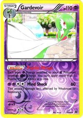 Gardevoir - 57/99 - Holo Rare on Channel Fireball