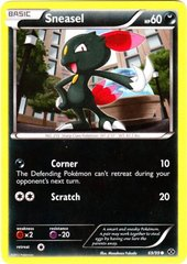 Sneasel - 69/99 - Common