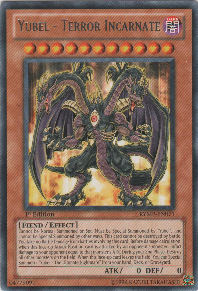 3 X YU-GI-OH CARDS DARKLORD DESIRE RYMP-EN077-1st EDITION