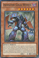 Inzektor Giga-Weevil - ORCS-EN022 - Common - Unlimited Edition