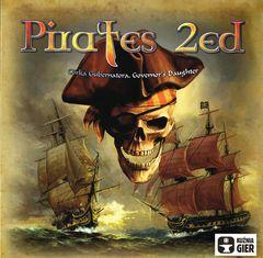 Pirates 2 Edition - Corka Gubenatora, Governor's Daughter