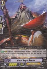 Great Sage, Barron - BT02/028EN - R on Channel Fireball