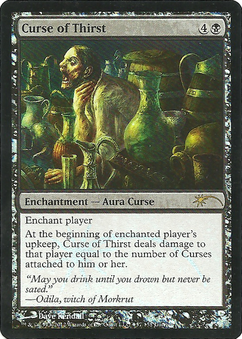 Curse of Thirst - WPN Promo