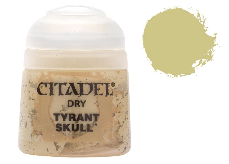 Tyrant Skull 23-10