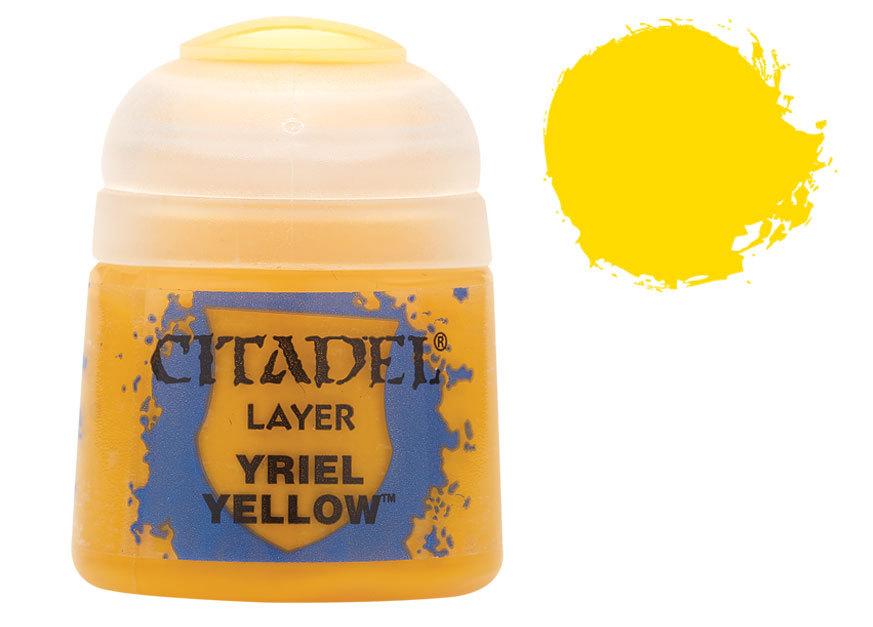 Yriel Yellow 22-01