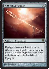 Moonsilver Spear on Channel Fireball